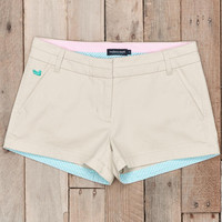 Southern Marsh Brighton Chino Short- Pebble