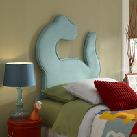 Powell Dinosaur Twin-Size Headboard