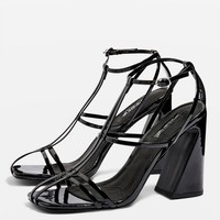 Romi Cage Sandals | Topshop