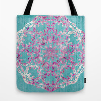 Reinventing A Taste of Lilac Wine Tote Bag by Octavia Soldani | Society6