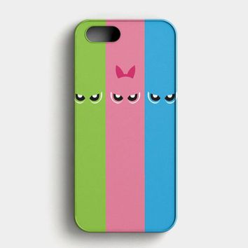 Powerpuff Girls iPhone SE Case