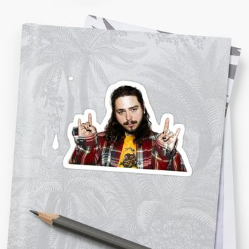 'Posty' Sticker by lieslhartz