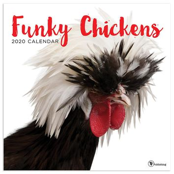 Funky Chickens Wall