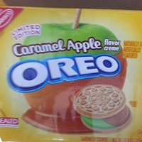 NABISCO OREO LIMITED EDITION CARAMEL APPLE COOKIES (2 PACK)