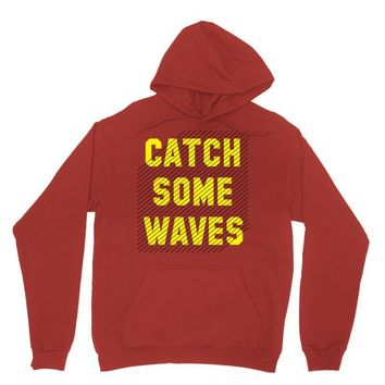 Catch Some Waves Unisex Hoodie