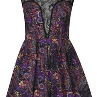 **CARLY PRINT DRESS BY JONES AND JONES