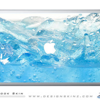 "Fresh Water Macbook skin on top FREE SHIPPING 11"", 13"" or 15"""