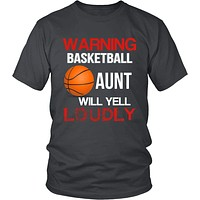Aunt Will Yell Basketball