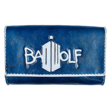 Doctor Who Bad Wolf Geek Clutch Purse