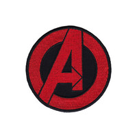 Avengers Classic Logo Iron-On Patch
