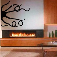 ShaNickers Wall Decal/StickerOctopusLargeFREE by shanon1972
