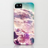 The sky  iPhone & iPod Case by Simone Morana Cyla