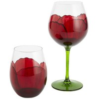 Red Poppy Drinkware