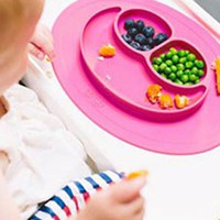 Baby Feeding Plate Baby Tableware Dinnerware Baby Feeding Learning Dishes Set