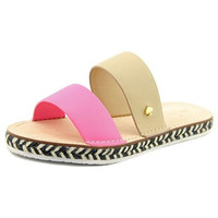 Kate Spade Idreena Womens Synthetic Slides