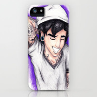 Aladdin iPhone Case by Krista Rae | Society6
