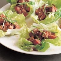 Lettuce Tacos with Grilled Sesame Beef | Williams-Sonoma