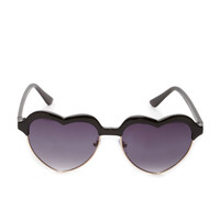 Heart-Shape Sunglasses