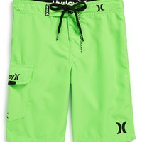 Boy's Hurley 'One & Only' Board Shorts,