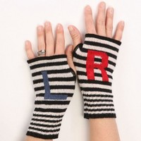 Left Right Handwarmers - Made From Pre-Consumer Products - Whimsical & Unique Gift Ideas for the Coolest Gift Givers