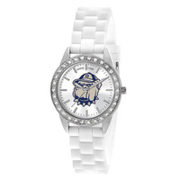 Georgetown Hoyas NCAA Women's Frost Series Watch