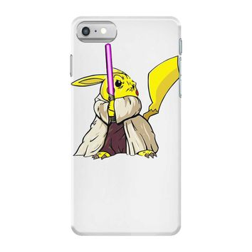 pikachu jedi marron iPhone 7 Case
