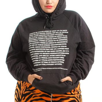 Knowledge Drop: The Injustice System Hoodie