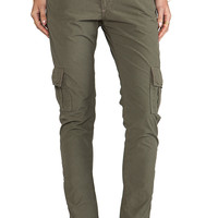 True Religion Celina Cargo in Army