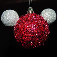 Minnie Mouse Ornament - Fish Extender Gift - Minnie Mouse Party Favor - Minnie Mouse Birthday Decoration