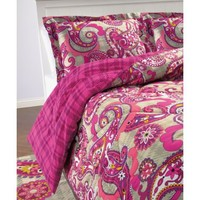 Reversible Comforter Set Full/Queen | Vera Bradley