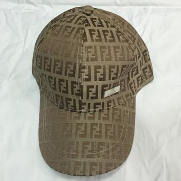Unisex Fendi Cap Hat Both Men And Women - Ready Stock