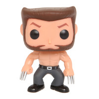 Marvel Universe Pop! Logan Vinyl Bobble-Head | Hot Topic