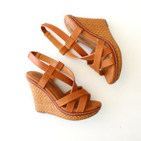 Walk On By Wedges