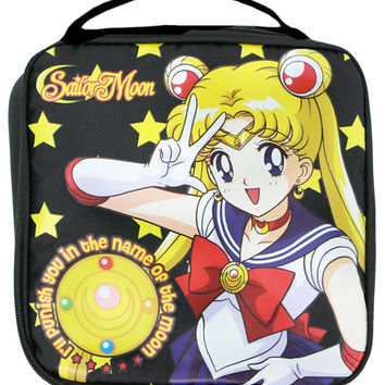 SAILOR MOON PUNISH LUNCH BAG