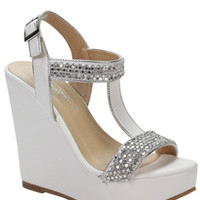 Dream Come True Wedges: White