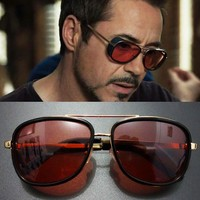 Tony Stark's Iron Man Sunglasses  FREE SHIPPING!!!!