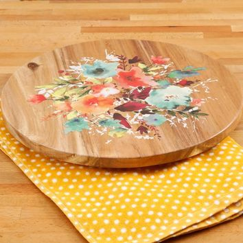 The Pioneer Woman Willow 12-Inch Lazy Susan - Walmart.com