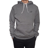 HUF - CADET PREMIUM PULLOVER // GRAY HEATHER