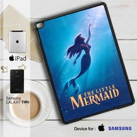 "Disney Ariel The Little Mermaid iPad 2 3 4 iPad Mini 1 2 3 4 iPad Air 1 2 | Samsung Galaxy Tab 10.1"" Tab 2 7"" Tab 3 7"" Tab 3 8"" Tab 4 7"" Case"