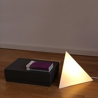 Pyramid Table Lamp -14%