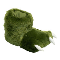 Monster Paw Kids Slippers