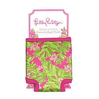 Lilly Pulitzer Drink Koozie Jungle Tumble