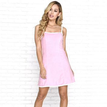 Cute & Cozy Pink Dress