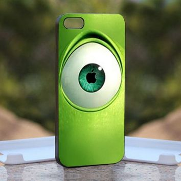 Monsters inc love it, Print on Hard Cover iPhone 5 Black Case