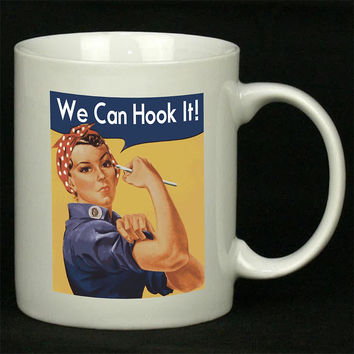 We can hook it For Ceramic Mugs Coffee *