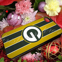 Green Bay Packers - for iPhone 4/4s, iPhone 5/5s/5c, Samsung S3 i9300, Samsung S4 i9500 Hard Case