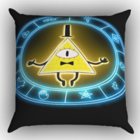Gravity Falls Geometric Z0188 Zippered Pillows  Covers 16x16, 18x18, 20x20 Inches