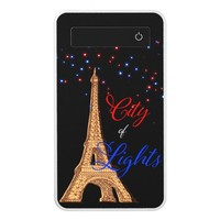 Eiffel Tower City Lights Power Bank Charger
