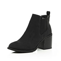 Black Chelsea boots - chelsea boots - shoes / boots - women