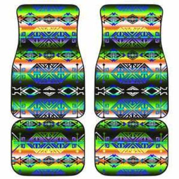 Trade Route East Set of 4 Car Floor Mats